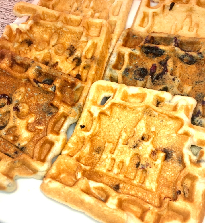 Sweet and SavouryWaffles